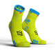 Compressport Pro Racing V3.0 Run High Hardloopsokken geel